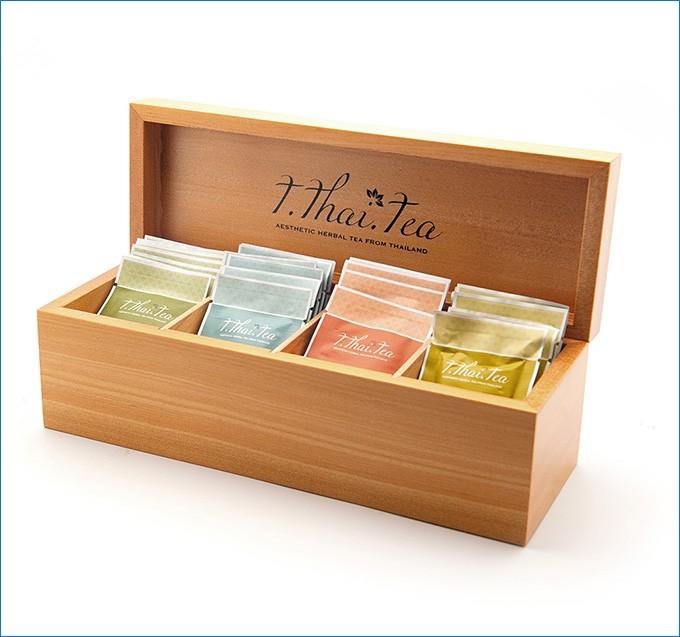 коробочки для рассыпного чая