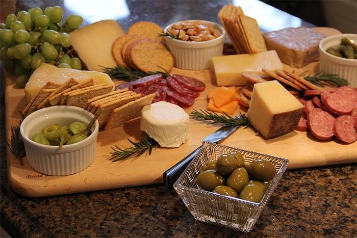 Доски для сыра