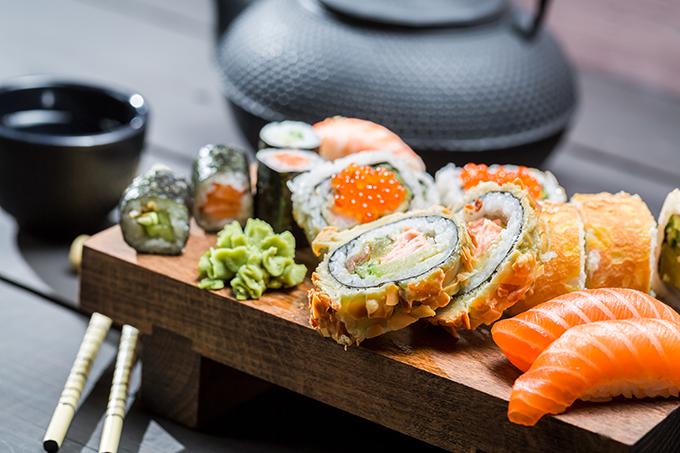 Японская кухня - традиции и современность